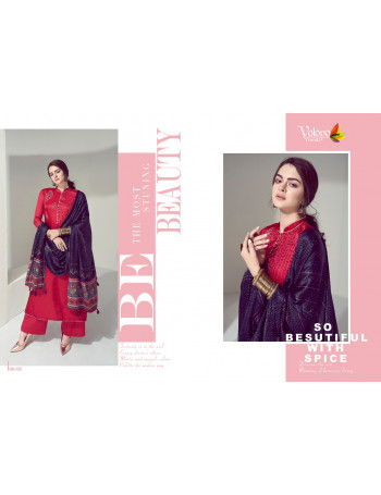 VOLONO ELAN VOL-2 2001 TO 2007 pure pashmina i-ball  With heavy  self embroidery with negitive print SALWAR SUIT  SET TO SET WHOLESALE CATALOG