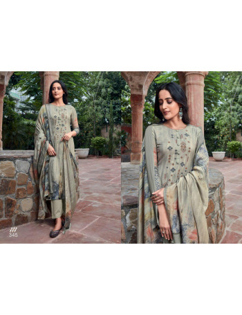 T&M HEER HIT DESIGNS PASHMINA PRINT WITH EMBROIDERY SALWAR SUIT  SET TO SET  WHOLESALE CATALOG