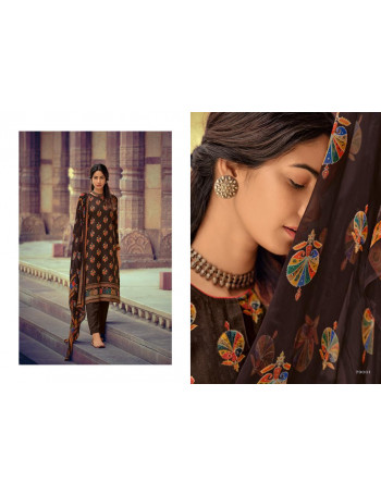 DEEPSY IMORZIA 79001 TO 79006 Self Woven Pasmina Print   With Hand Embroidery SALWAR SUIT  SET TO SET  WHOLESALE CATALOG