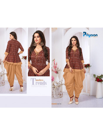 PRIYAAN 793 TO 797 pure cotton salwar kameez SET AND LOOSE WHOLESALE CATALOG