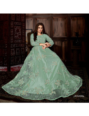 TWISHA AANAY 93000 (VOL-93) 93002 TO 93004  NET EMBERODERY GOWN SET AND LOOSE WHOLESALE CATALOG