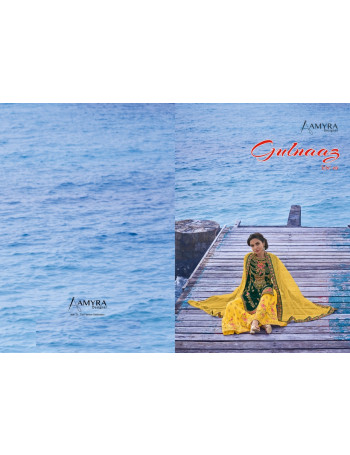 AMYRA GULNAAZ VOL-16 1076 TO 1081 Heavy Georget with heavy exclusive embroidery with fancy daimond SALWAR SUIT  SET TO SET  WHOLESALE CATALOG