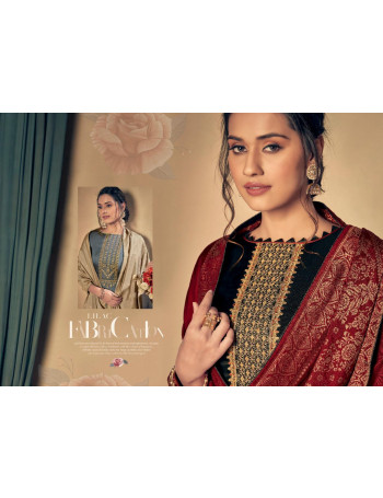 NISHANT RUHANI VOL-2 T-21 TO T-28 SOFT SILK WITH SELF EMBROIDERY SALWAR SUIT  SET TO SET WHOLESALE CATALOG