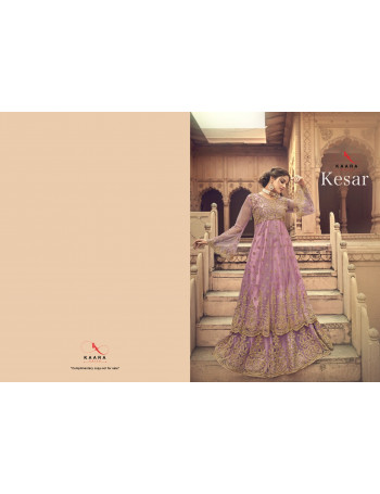 KAARA KESAR 1001 TO 1004 Heavy Butterfly Net with Heavy Embroidery work SALWAR SUIT SET TO SET  WHOLESALE CATALOG