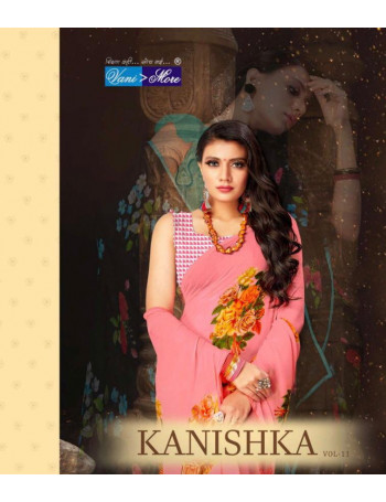VANI & MORE KANISHKA VOL-11 3301 TO 3312 Zorgett. SET TO SET WHOLESALE CATALOG
